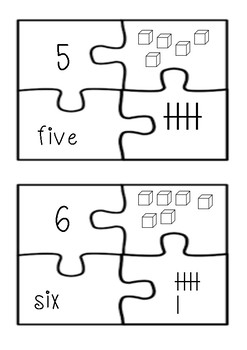 Low Prep, Easy Fun 1-50 number puzzles