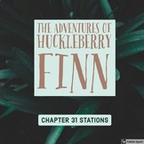 Low-Prep Huckleberry Finn Chapter 31 Stations