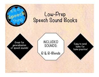 Low- Prep R & R Blends Book