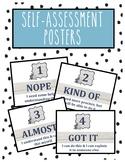 Low Prep Student Self Assessment