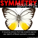 Low-Prep Symmetry Activities