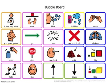 Low Tech Communication Boards: General Boards and Activity Boards