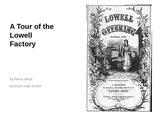 Lowell Mill Girls Document Base Question and Lesson