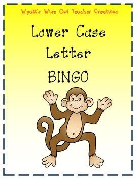 Lower Case BINGO