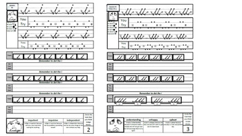 Lowercase Cursive Session One