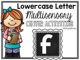 Lower Case Letter f Alphabet Center Activities