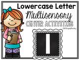Lower Case Letter l Alphabet Center Activities