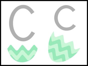 Lower Case & Upper Case Alphabet