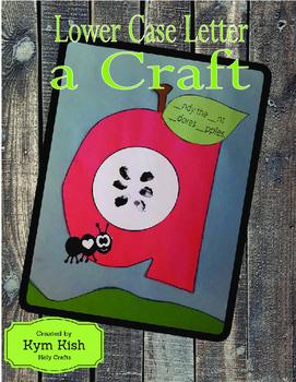 Lower Case a Craft