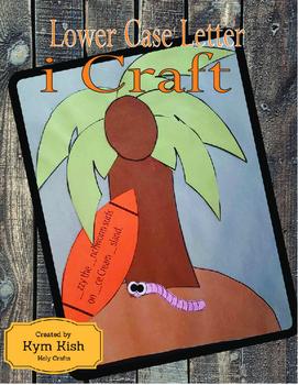 Lower Case i Craft