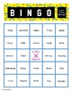 Lower Grade Synonym & Antonym BINGO - No Prep!!