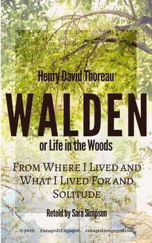 Lower Lexile Walden by Henry David Thoreau