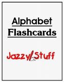 Lower & Upper Case Letter FlashCards