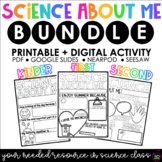 Science for Lower Grades | Science About Me | Back to School