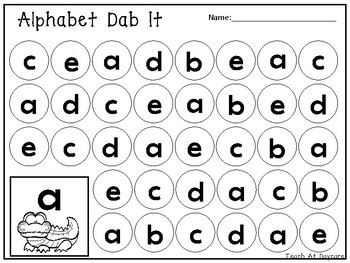Letter A Worksheets For Pre K Worksheets for all | Download and ...