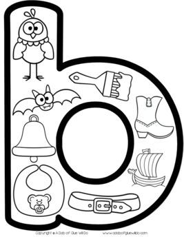Lowercase Alphabet Posters