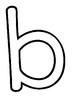 Lowercase Bubble Letters