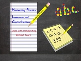 Letter Formation Handwriting Without Tears Interactive SMA