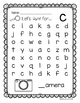 Lowercase Letter Hunt Sampler- FREEBIE