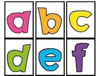 Lowercase Letter Match