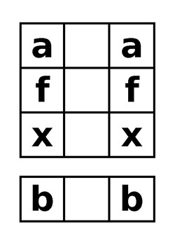 Lowercase Letter Matching