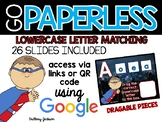 Lowercase Letter Matching using Google Slides