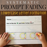 Handwriting Practice: Lowercase Letter Formation