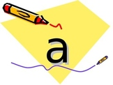 Lowercase Letters ABC Powerpoint