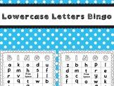 Lowercase Letters Bingo