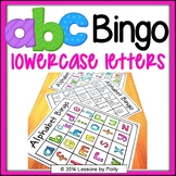 lowercase letters and sounds bingo