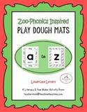 (Lowercase) Alphabet Play Dough Mats