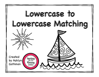 Lowercase to Lowercase Matching