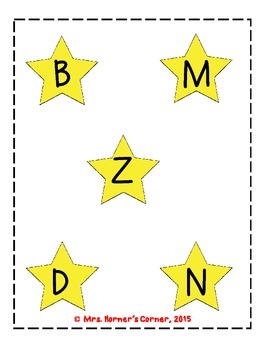 Lowercase to Uppercase Letter Matching (U-Z) - File Folder Activity