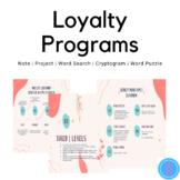 Hotel & Restaurant Loyalty Rewards Programs - Research Project