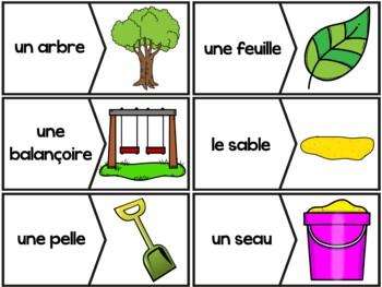 French Summer (été) - 47 puzzles