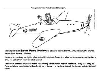 Lt. Eugene M. Bradley Biography