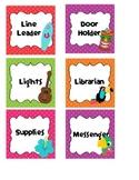 Luau Classroom Jobs