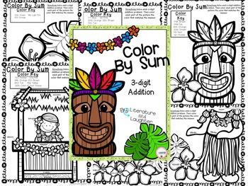Luau Color by Sum
