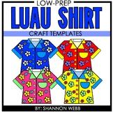Luau (Hawaiian) Shirt Quick Craft