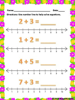 Luau Math Pack
