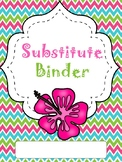 Luau Sub Binder (editable)