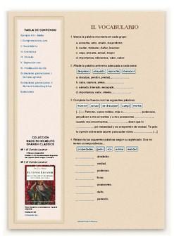 El Conde Lucanor - Ejemplo XIII