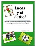 Lucas y el Futbol