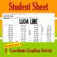 Lucha Libre - A Quadrant I Coordinate Graphing Activity - Cinco de Mayo