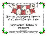 Luciadagen lesehefte (Norsk versjon)