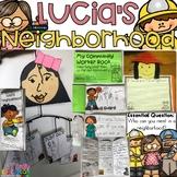 Lucia's Neighborhood 1st Grade Supplement Activities Lesson 4