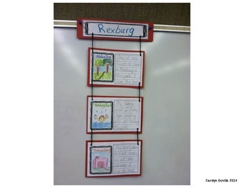 Lucia's Neighborhood Journeys Unit 1 Lesson 4  First Grade Supplement Activities