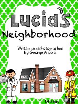Lucia's Neighborhood Poster Pack