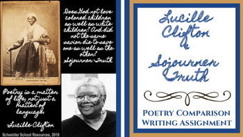 Lucille Clifton and Sojourner Truth Essay ( African Americ
