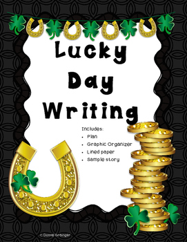 Lucky Day Writing